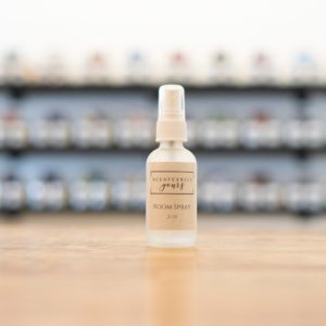 Wasabi - 2 oz Frosted Glass Room Spray