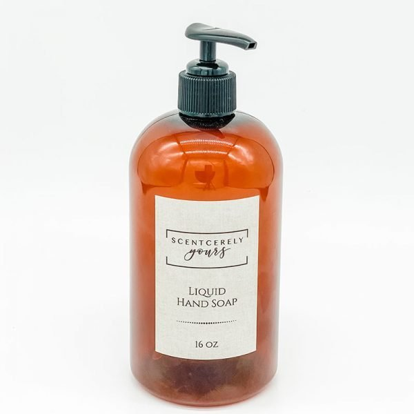 16 oz Liquid Hand Soap