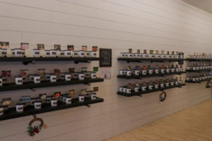 Scent Wall