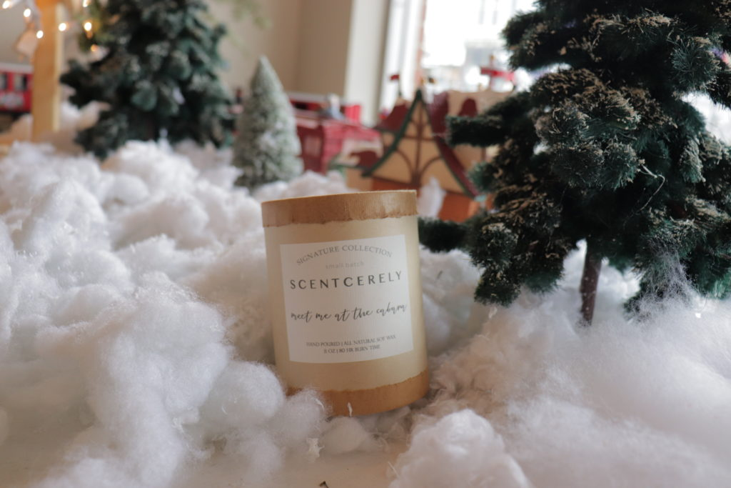 Make the Holidays Cozy with Scentcerely Yours