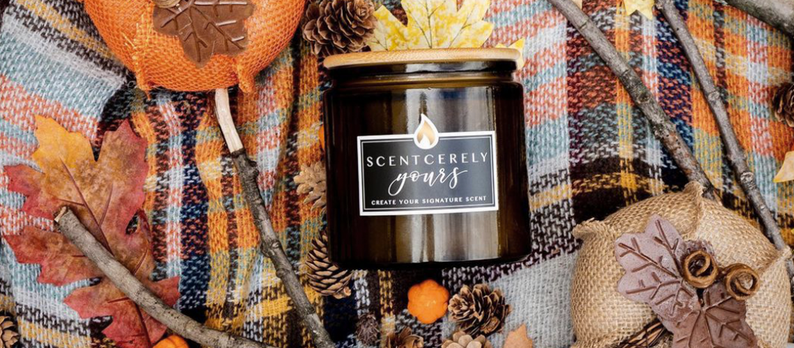 Scentcerely Yours Fall Candles Redfin Blog